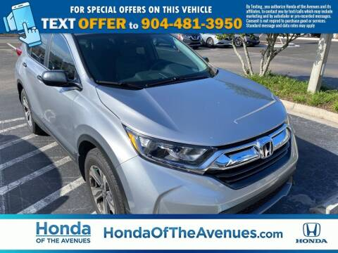2018 Honda CR-V for sale at Honda of The Avenues in Jacksonville FL