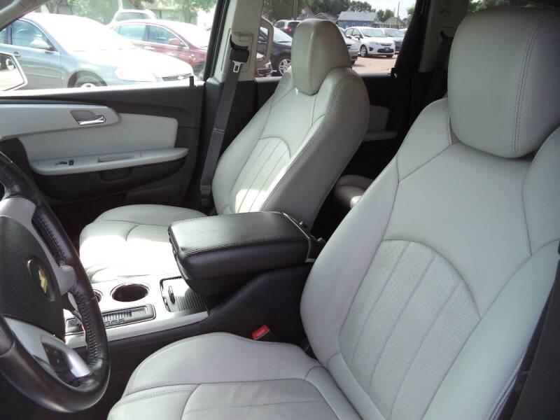 2012 Chevrolet Traverse AWD LTZ 4dr SUV - Sioux City IA