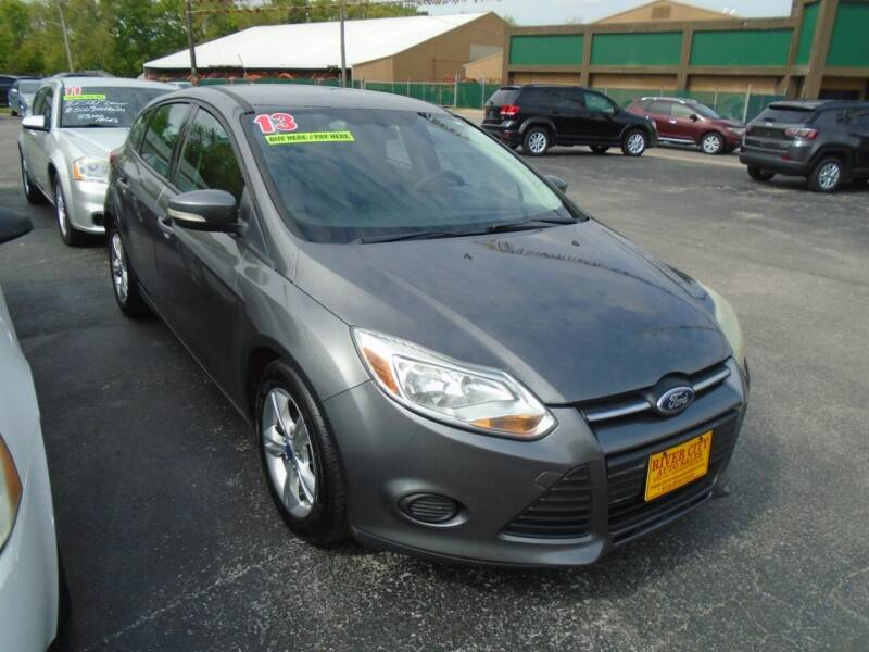 2013 Ford Focus for sale at River City Auto Sales in Cottage Hills IL