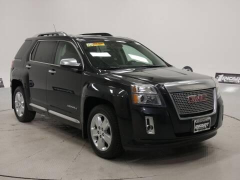 2013 GMC Terrain for sale at Cj king of car loans/JJ's Best Auto Sales in Troy MI