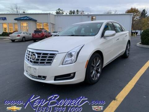 2013 Cadillac XTS for sale at KEN BARRETT CHEVROLET CADILLAC in Batavia NY