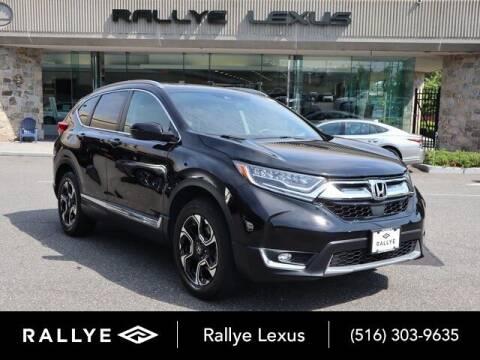 2017 Honda CR-V for sale at RALLYE LEXUS in Glen Cove NY