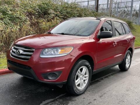 2012 Hyundai Santa Fe for sale at Halo Motors in Bellevue WA