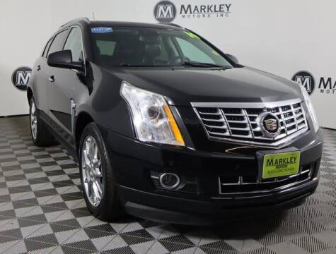 2014 Cadillac SRX for sale at Markley Motors in Fort Collins CO