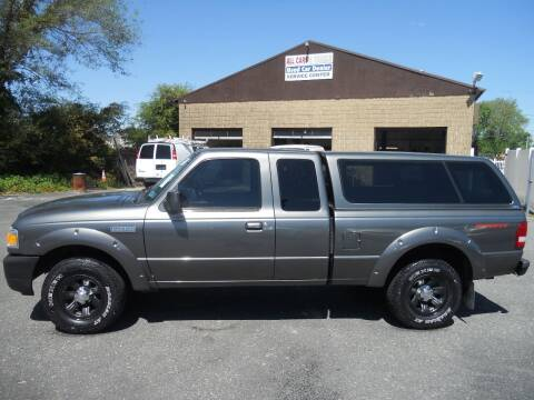 2006 Ford Ranger for sale at All Cars and Trucks in Buena NJ