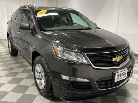 2017 Chevrolet Traverse for sale at Mr. Car City in Brentwood MD