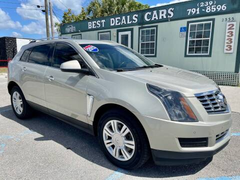 2013 Cadillac SRX for sale at Best Deals Cars Inc in Fort Myers FL