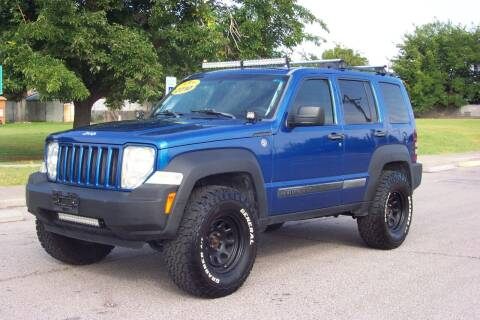 2010 Jeep Liberty for sale at Park N Sell Express in Las Cruces NM