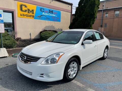 2012 Nissan Altima for sale at Car Mart Auto Center II, LLC in Allentown PA