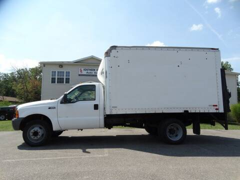 1999 Ford F-550 Super Duty for sale at SOUTHERN SELECT AUTO SALES in Medina OH