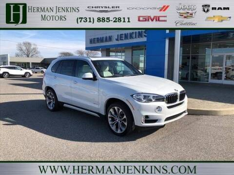 2017 BMW X5 for sale at Herman Jenkins Used Cars in Union City TN