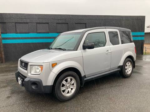 2006 Honda Element for sale at Peppard Autoplex in Nacogdoches TX