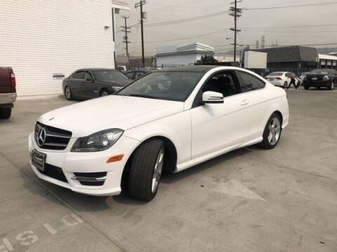 2014 Mercedes-Benz C-Class for sale at Hunter's Auto Inc in North Hollywood CA