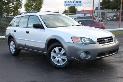 2005 Subaru Outback for sale at Dan Paroby Auto Sales in Scranton PA