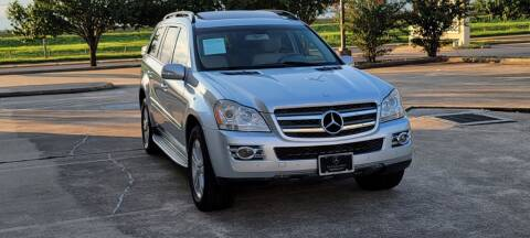 2008 Mercedes-Benz GL-Class for sale at America's Auto Financial in Houston TX
