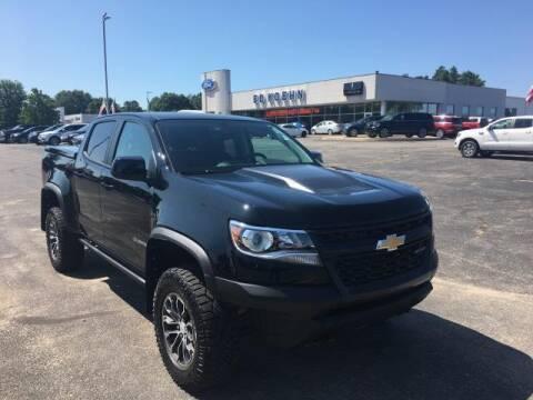 2017 Chevrolet Colorado for sale at Ed Koehn Chevrolet in Rockford MI