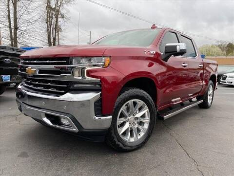 2019 Chevrolet Silverado 1500 for sale at iDeal Auto in Raleigh NC