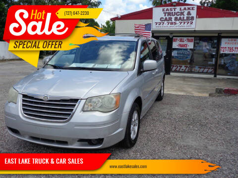 2010 Chrysler Town and Country for sale at EAST LAKE TRUCK & CAR SALES in Holiday FL