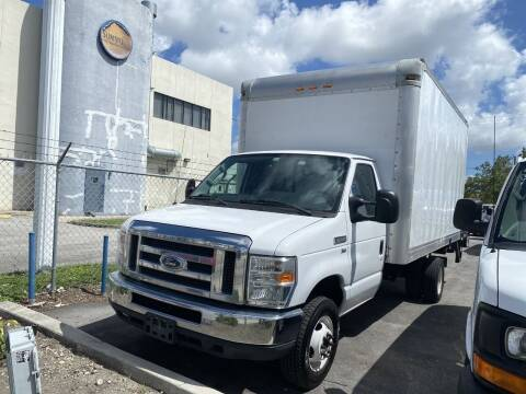 2016 Ford E-Series Chassis for sale at MANA AUTO SALES in Miami FL