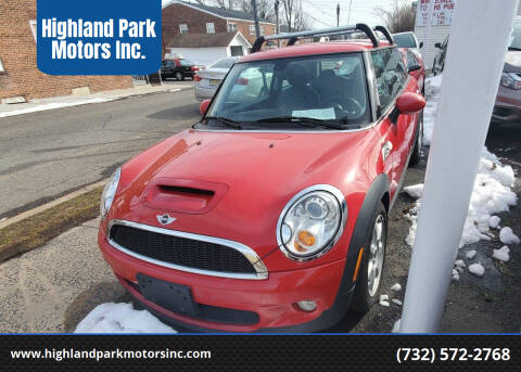 2010 MINI Cooper for sale at Highland Park Motors Inc. in Highland Park NJ