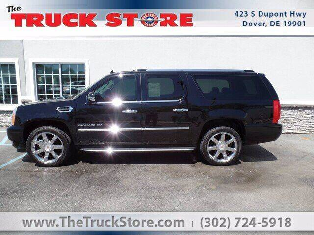 2013 Cadillac Escalade ESV for sale in Dover, DE