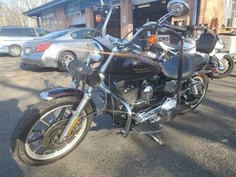 2003 Harley Davidson Dyna Low Rider for sale at CENTRAL GROUP in Raritan NJ