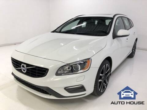 2018 Volvo V60 for sale at Auto House Phoenix in Peoria AZ