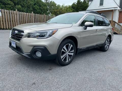 2019 Subaru Outback for sale at SETTLE'S CARS & TRUCKS in Flint Hill VA