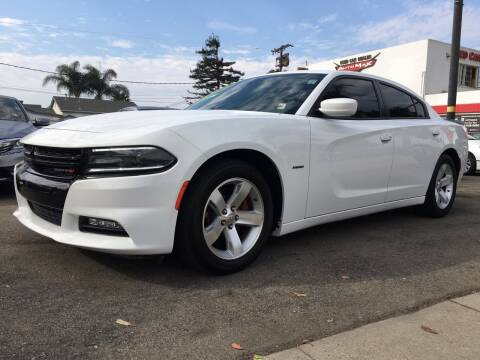2016 Dodge Charger for sale at Auto Max of Ventura in Ventura CA