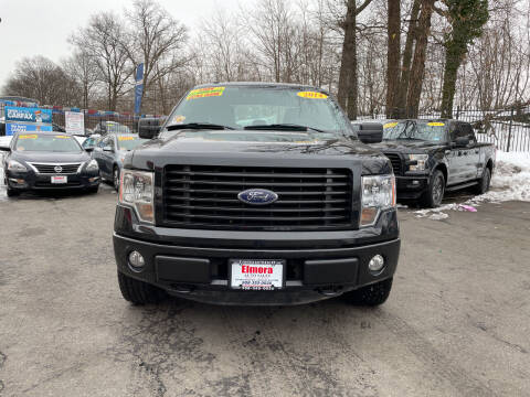2014 Ford F-150 for sale at Elmora Auto Sales in Elizabeth NJ
