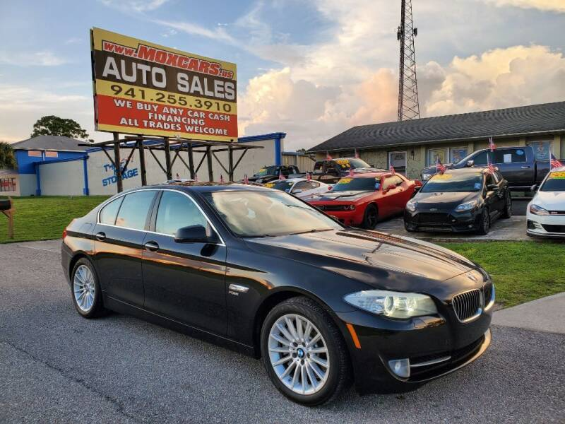 2011 BMW 5 Series for sale at Mox Motors in Port Charlotte FL
