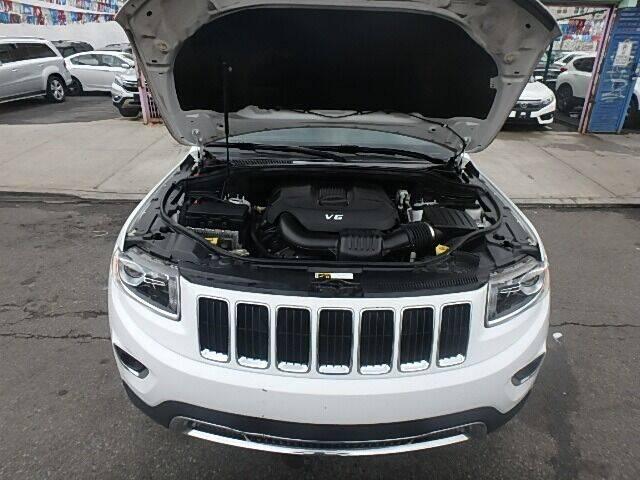2015 Jeep Grand Cherokee 4x4 Limited 4dr SUV - Bronx NY