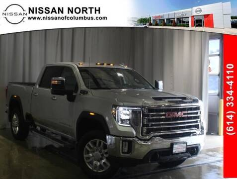 2020 GMC Sierra 2500HD for sale at Auto Center of Columbus in Columbus OH