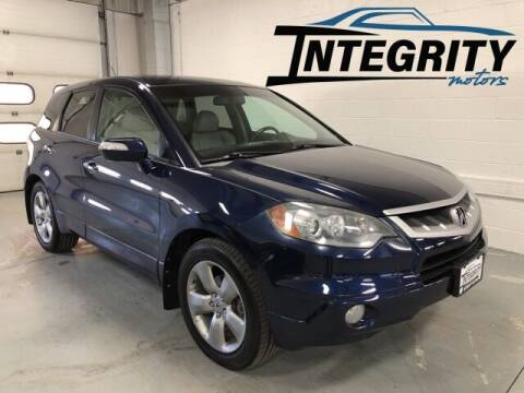 2008 Acura RDX for sale at Integrity Motors, Inc. in Fond Du Lac WI