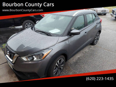 2019 Nissan Kicks for sale at Bourbon County Cars in Fort Scott KS