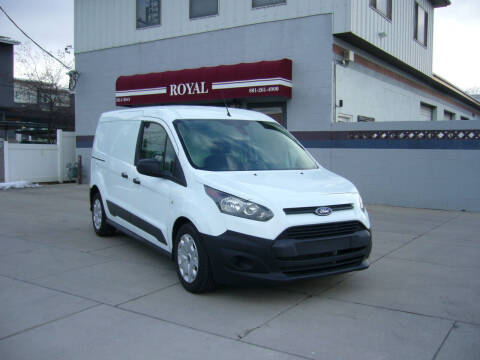 2018 Ford Transit Connect Cargo for sale at Royal Auto Inc in Murray UT