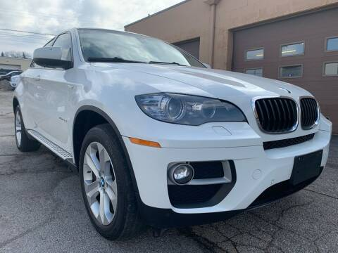 2013 BMW X6 for sale at Martys Auto Sales in Decatur IL