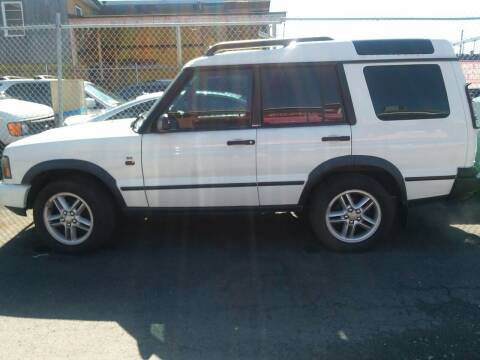 2004 Land Rover Discovery for sale at International Auto Sales Inc in Staten Island NY