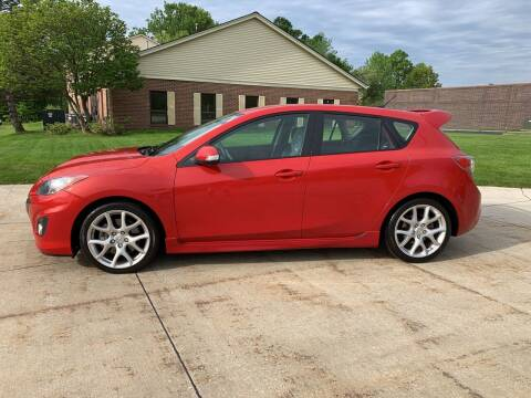 2010 Mazda MAZDASPEED3 for sale at Renaissance Auto Network in Warrensville Heights OH
