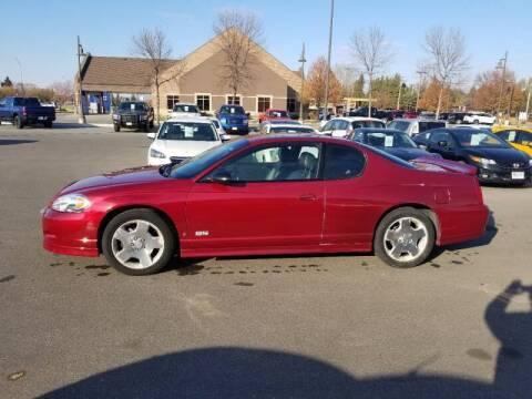 2007 Chevrolet Monte Carlo for sale at ROSSTEN AUTO SALES in Grand Forks ND