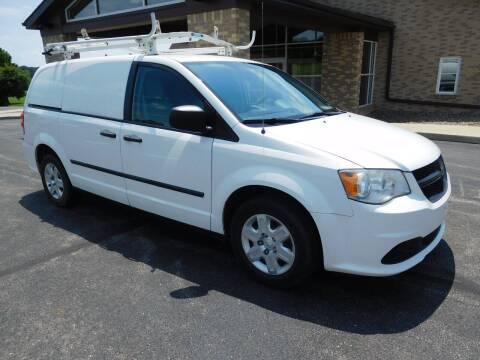 2012 RAM C/V for sale at WESTERN RESERVE AUTO SALES in Beloit OH