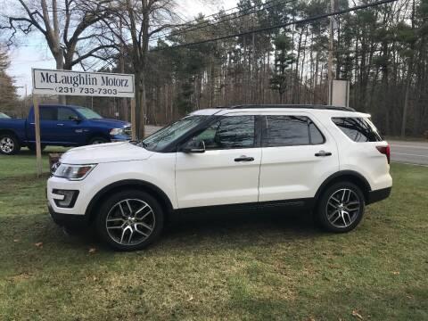 2017 Ford Explorer for sale at McLaughlin Motorz in North Muskegon MI