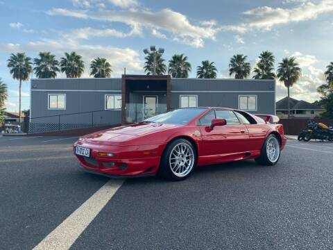 2004 Lotus Esprit for sale at Barrett Auto Gallery in San Juan TX