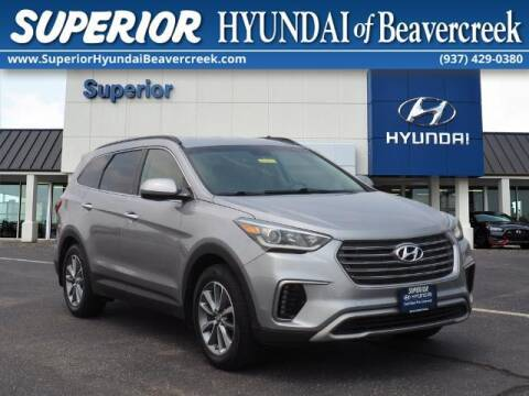2018 Hyundai Santa Fe for sale at Superior Hyundai of Beaver Creek in Beavercreek OH