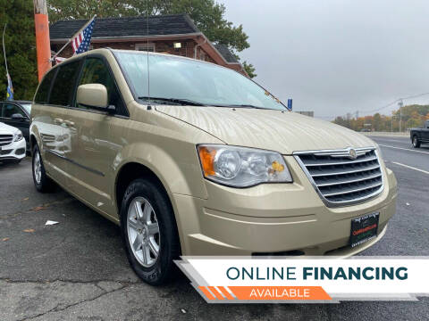 2010 Chrysler Town and Country for sale at Bloomingdale Auto Group - The Car House in Butler NJ
