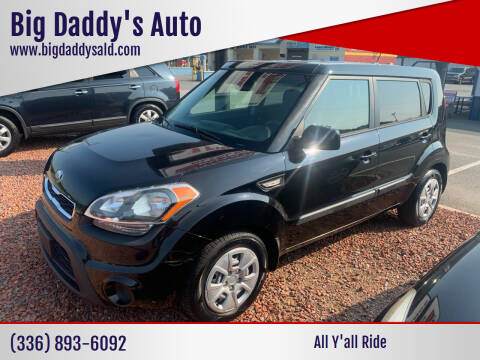 2014 Kia Soul for sale at Big Daddy's Auto in Winston-Salem NC