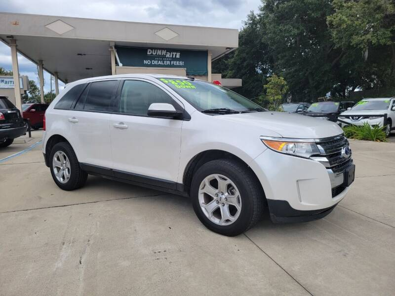 2014 Ford Edge for sale at Dunn-Rite Auto Group in Longwood FL