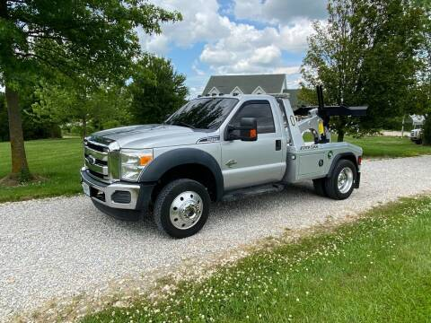 2012 Ford F-450 6.7L 4WD Self Loader for sale at Ken's Auto Sales & Repairs in New Bloomfield MO