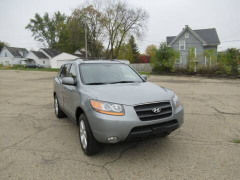 2008 Hyundai Santa Fe for sale at Perfection Auto Detailing & Wheels in Bloomington IL