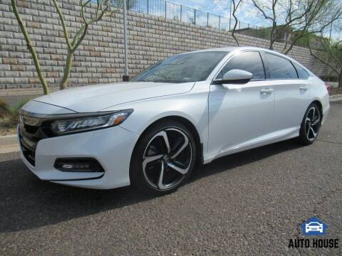 2019 Honda Accord for sale at AUTO HOUSE TEMPE in Tempe AZ